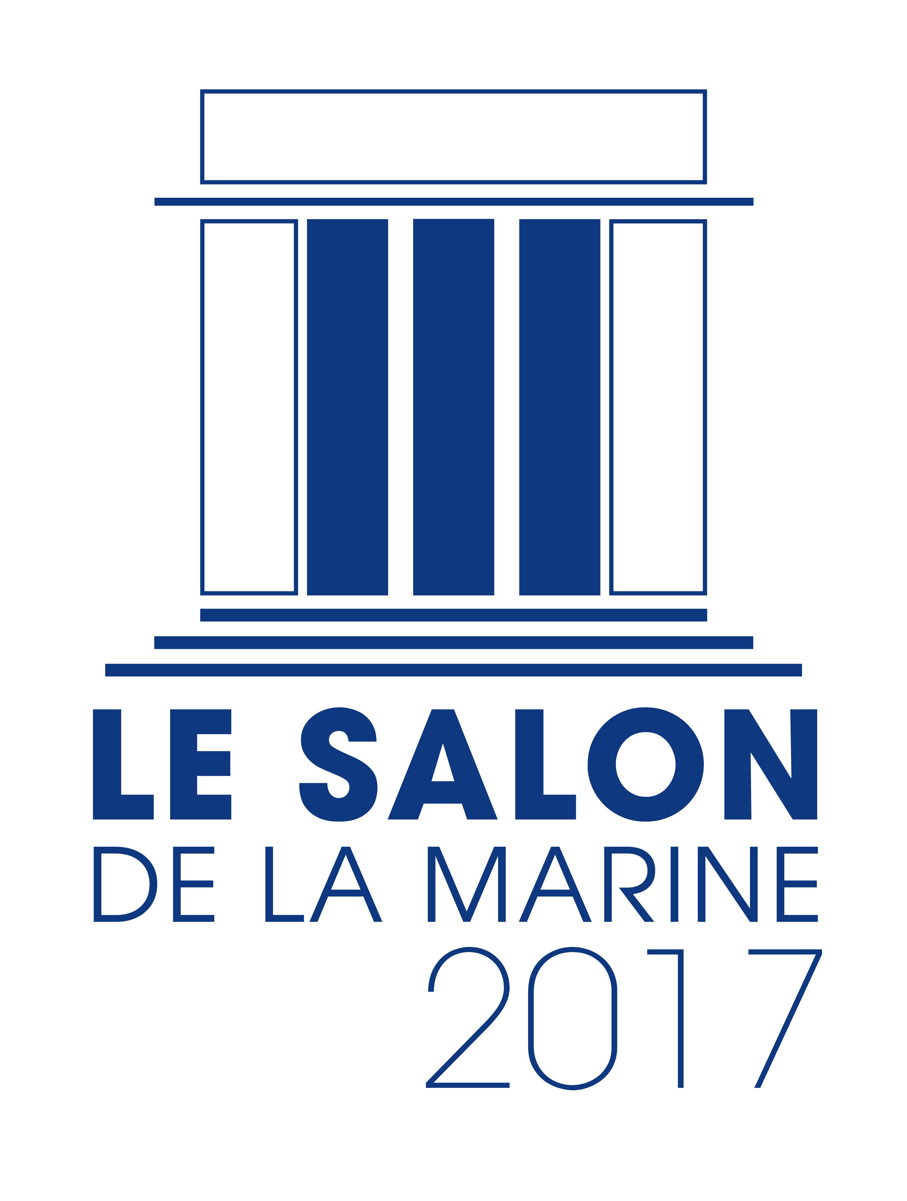 Logo.2 le salon de la marine 2017