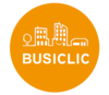 Logo busiclic transparent