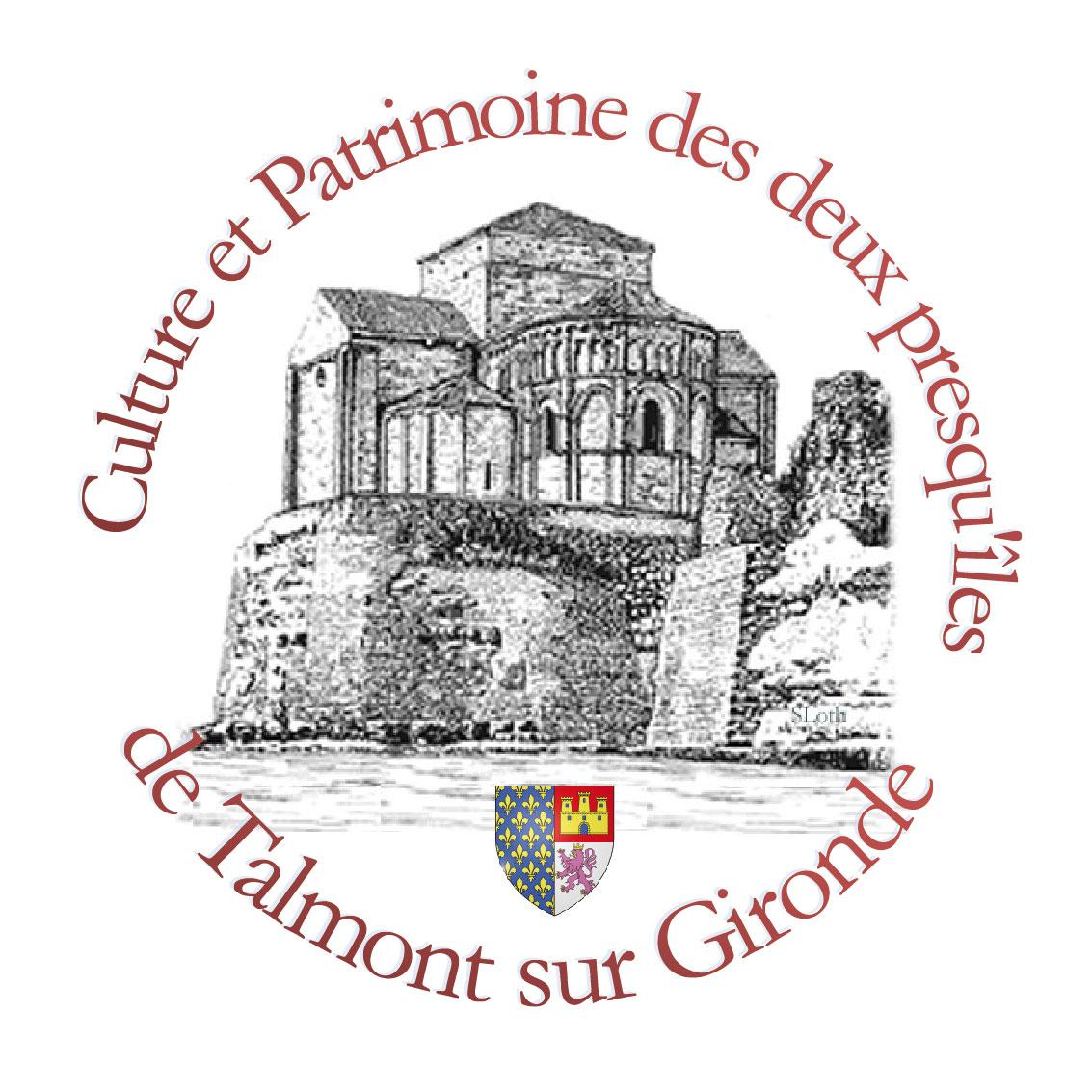 Logo culture et patrimoine