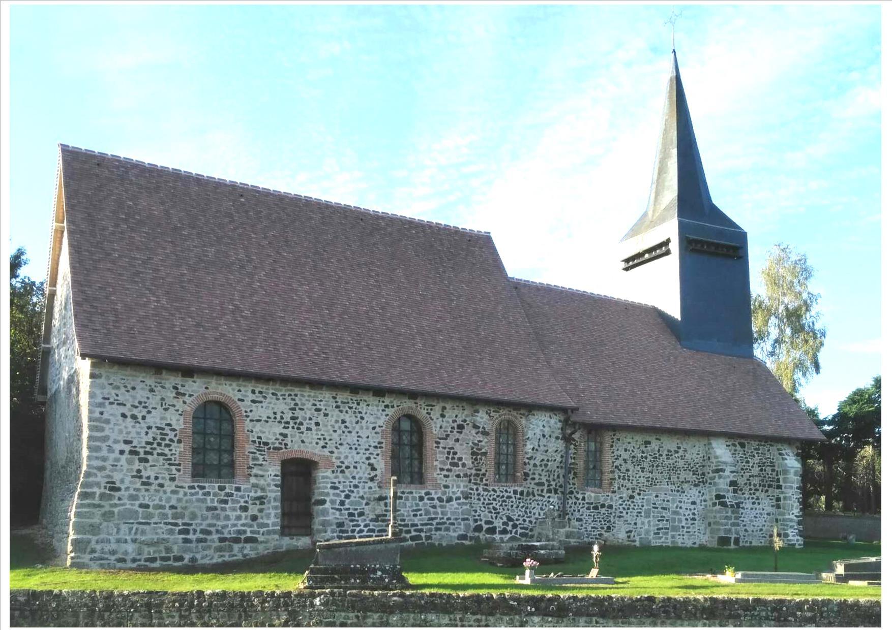 Chapelle facade fini rectifi%c3%a9e