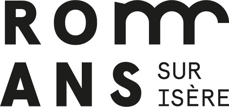 Romans logo noir