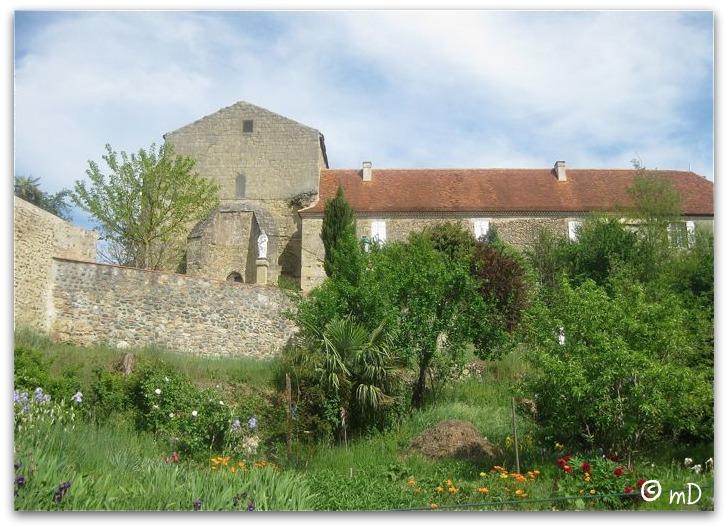 Jardin et monastere 2 k