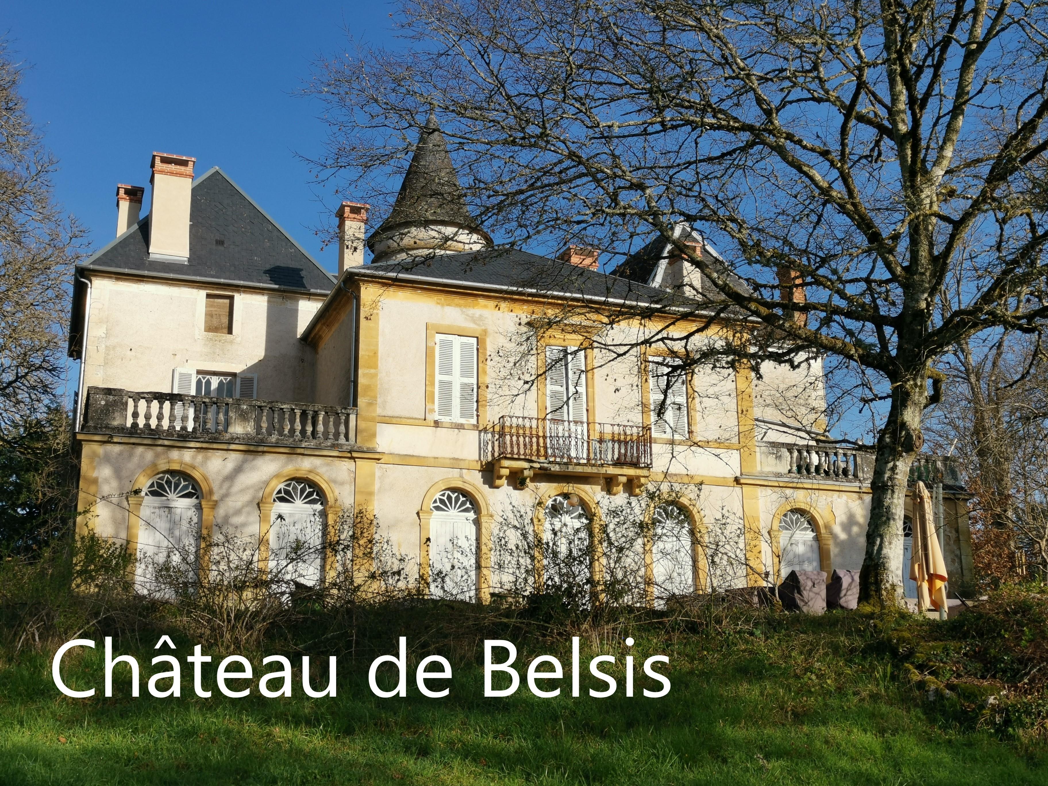 Chateau de belsis